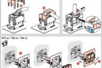 Монтаж компьютерной (сетевой) розетки rj-45 своими руками