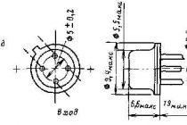 Аоу103в характеристики схема включения