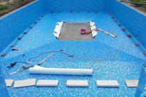 Гидроизоляция бассейнов от производителя с применением кристаллизола