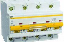 Технические характеристики автоматического выключателя ва 47-29