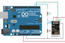 Управляем arduino-машинкой при помощи g-сенсора со смартфона