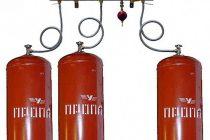 Переход на отопление сжиженным газом