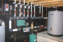 Разновидности схем отопления частного дома
