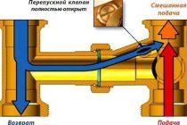 Для чего нужен байпас в системе отопления и как правильно его установить?