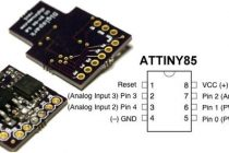 Datasheet microchip attiny13a