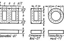 Устройство и принцип работы трансформатора. часть 2