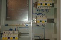 Монтаж освещения и осветительных сетей - электропроводки в трубах