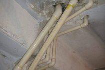 Как осуществить ремонт и замену канализационного стояка