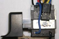 Регулятор скорости шуруповерта схема