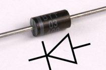 Принцип работы диода. вольт-амперная характеристика. пробои p-n перехода