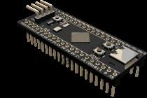 Stm32. программирование stm32f103. тестовая плата. прошивка через последовательный порт и через st-link программатор