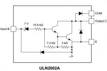 Arduino, шаговый двигатель 28-byj48 и драйвер uln2003