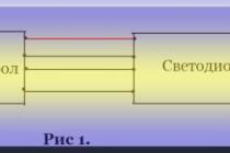 9 схем подключения светодиодной ленты на 12 вольт