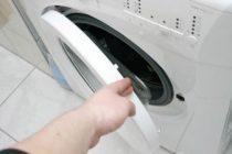 Как заменить манжету люка стиральной машины bosch?