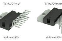 Tda7294 - интегральный усилитель нч на 100 ватт , схема и характеристики