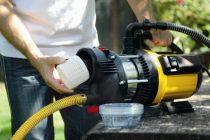 Как выбрать и установить дренажный насос для канализации?
