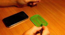 Как почистить динамик iPhone