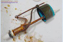 Правила ремонта бачка унитаза своими руками в домашних условиях