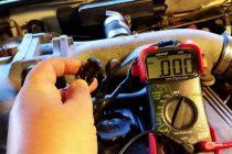 Как проверить дроссель при помощи мультиметра