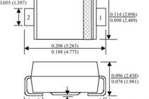 Диод 1n5819: характеристики