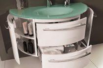 Стеклянные раковины для ванной. плюсы и минусы выбора