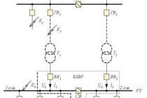 Вакуумный выключатель вв-tel 6(10)-20ка 1000а
