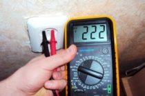 Две фазы в розетке 220 вольт