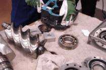 Устройство и принцип работы винтового компрессора
