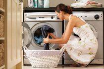 Как происходит очистка барабана в стиральной машине lg?