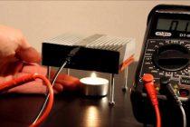 Особенности термоэлектрических генераторов