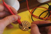 Как проверить светодиод мультиметром-тестером