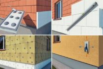 Утепление фасадов зданий в москве