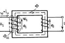 Неисправности электрооборудования и способы их устранения - принцип действия трансформатора, хх и кз