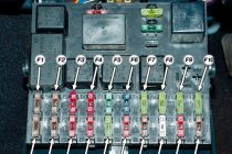 Описание электросхемы и замена проводки на ваз 2110