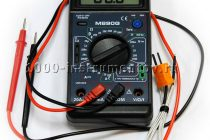 Мультиметр mastech m890c+