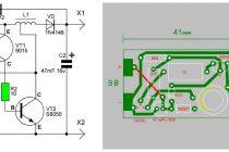 Схемы простых стабилизаторов напряжения