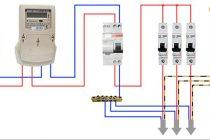 Как подключить узо в двухпроводной сети?