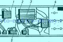 Электрооборудование камаз 5320 - 54115