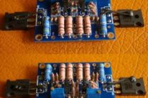Несколько схем транзисторных умзч, хронология радиолюбителя