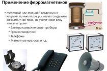 Магнитотвердые материалы: основные свойства, характеристики, использование
