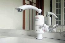 Кран водонагреватель: достоинства и недостатки, принцип работы