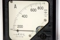 Самодельный стрелочный амперметр