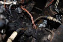 Короткое замыкание электропроводки