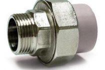 Методы соединения металлической трубы с полипропиленовой: виды переходов, таблица соотношения диаметров