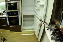 Шкаф под встроенный и обычный холодильник: как выбрать или сделать своими руками
