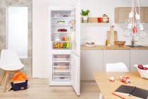 Холодильники: indesit двухкамерный, no frost, в москве