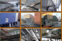 Особенности, виды и характеристики противодымных систем вентиляции