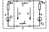 Расчет сложной цепи постоянного тока
