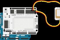 Создаем gps часы на arduino