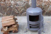 Как сделать теплообменник на дымоход своими руками